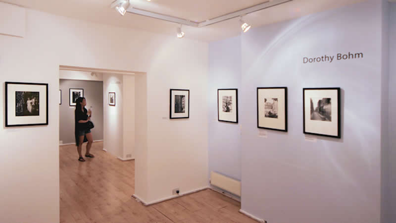 Ben Uri Gallery sala interna