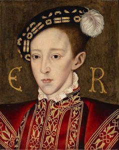 Edoardo VI il re bambino