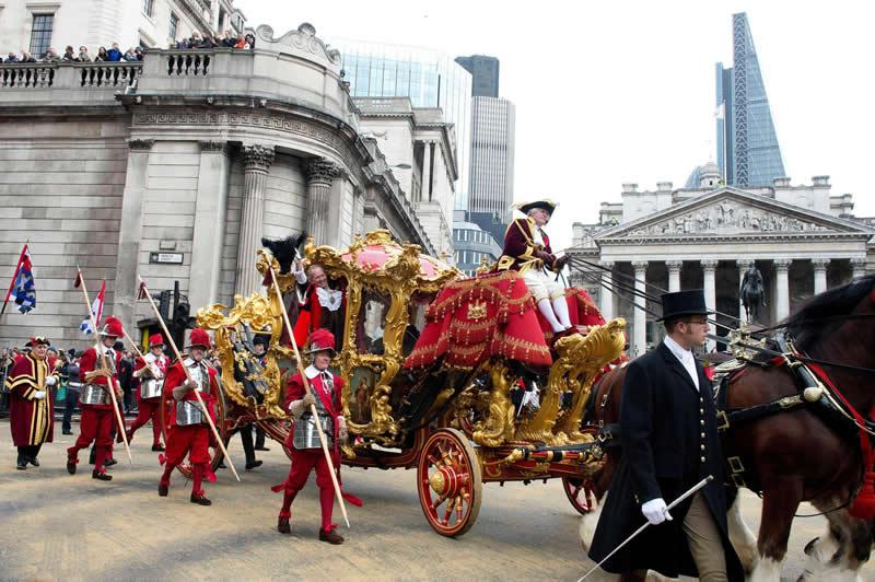 Carrozza sindaco di Londra