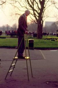 discorso pubblico a Hyde Park