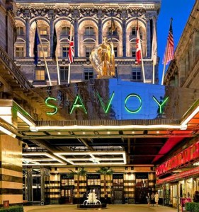 Hotel Savoy a Londra