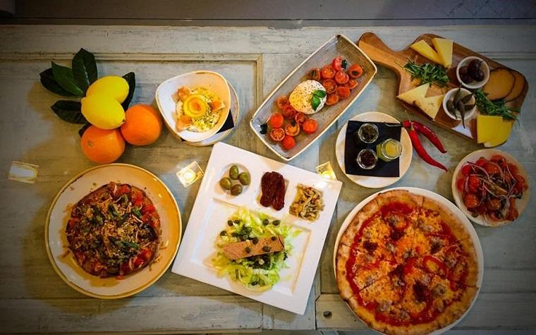 mangiare siciliano a Londra
