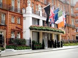 The Claridges Hotel Londra