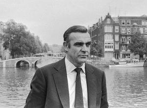 Sean Connery, James Bond