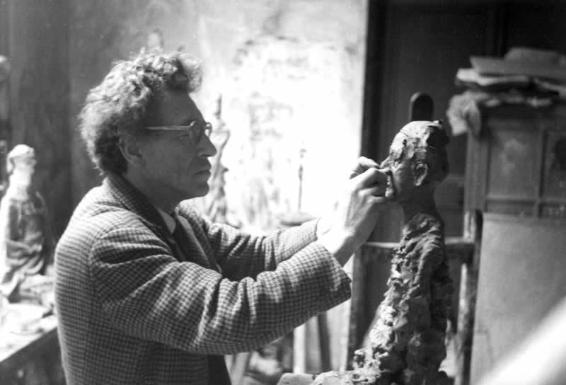 Alberto_Giacometti scultura