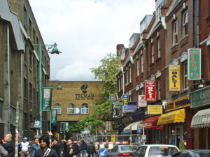 Brick Lane Londra