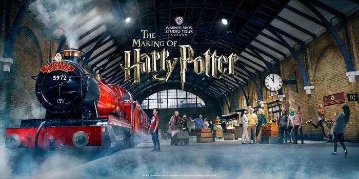Harry Potter Studios a Londra