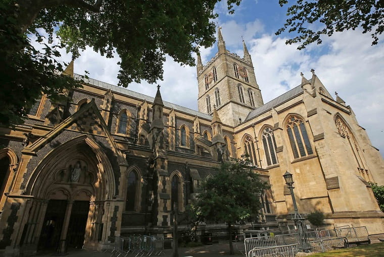 Southwark Cathedral Londra
