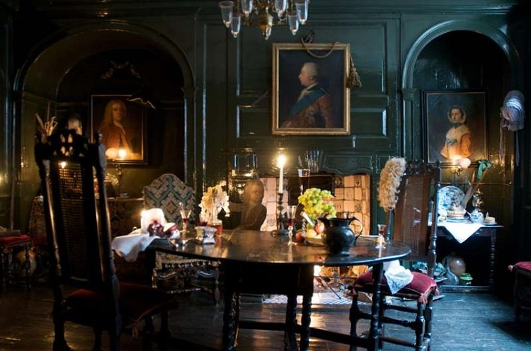 Dennis Severs House, interno
