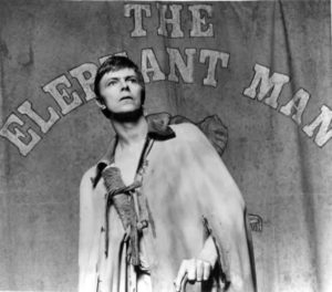 David Bowie Elefant men