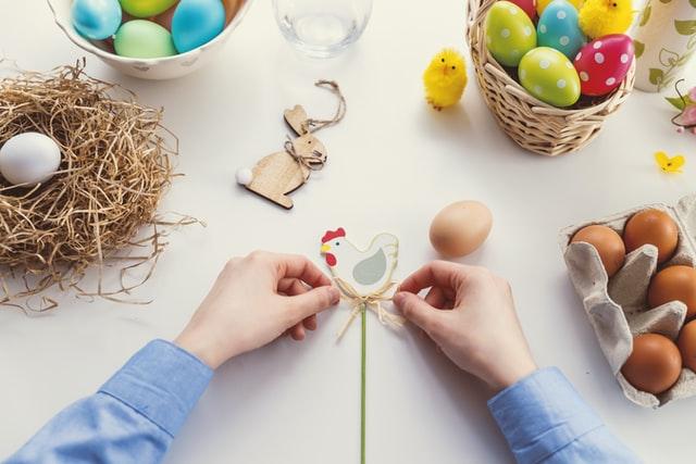 tradizioni della Pasqua Inglese
