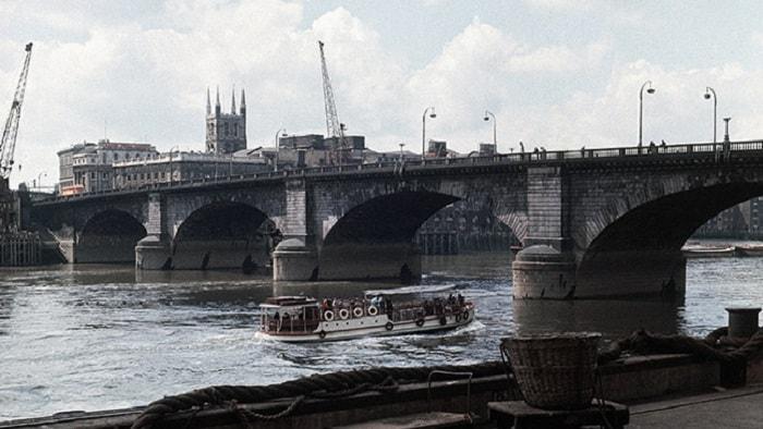 Il London Bridge del 1831