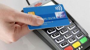 pagamento con carta