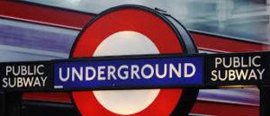 simbolo metropolitana di Londra