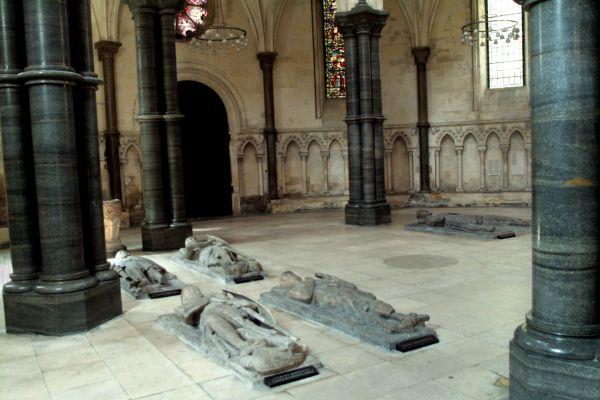 La chiesa dei Templari a Londra
