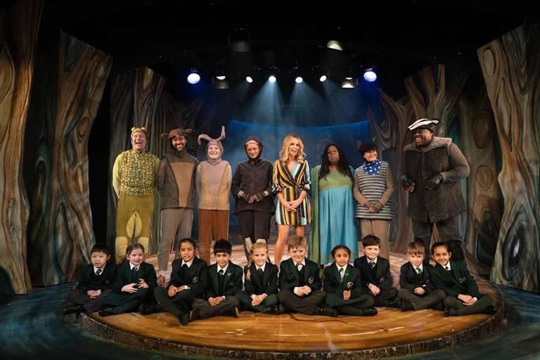 La compagnia del Polka Theatre