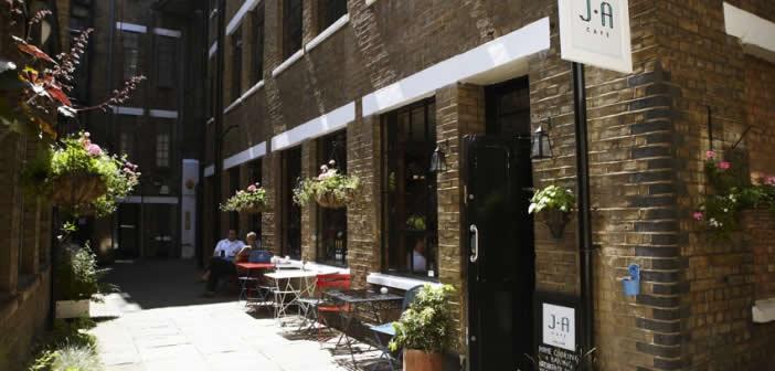 J-A Café a Londra