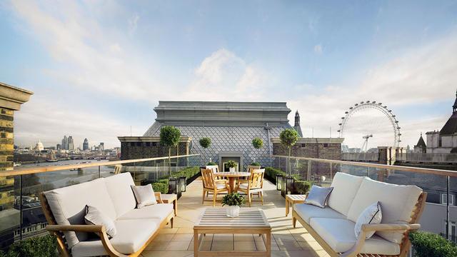 i 10 migliori hotel panoramici di Londra