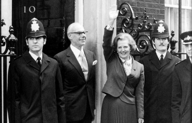 Storia del n° 10 di Downing Street
