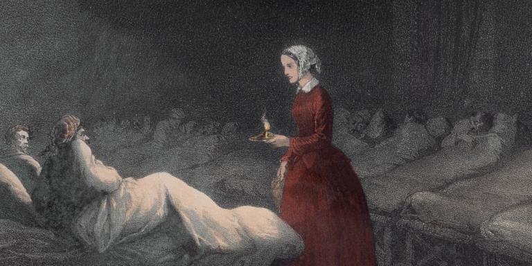 Florence Nightigale fondatrice della professione infermieristica