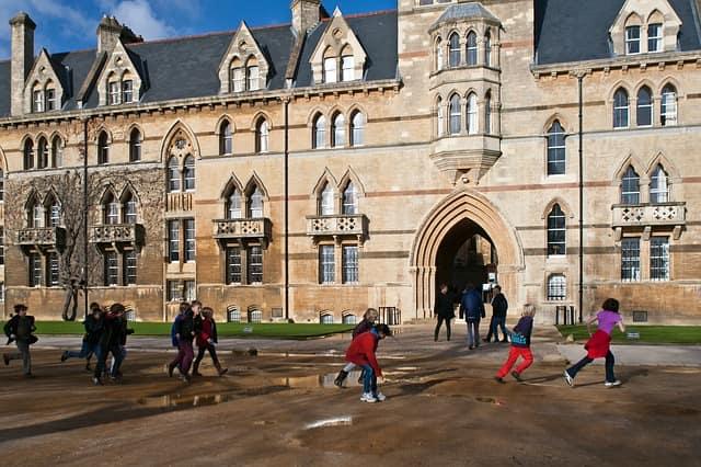 gita a Oxford