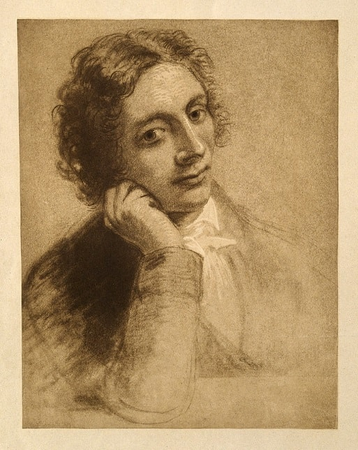 Ritratto di John Keats