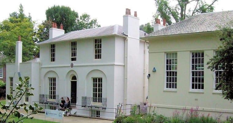 La casa di Keats a Londra