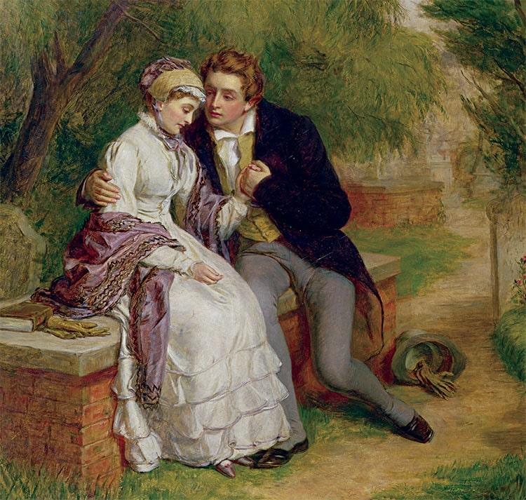 Percy e Mary Shelley