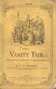 Vanity Fair, la fiera delle Vanità