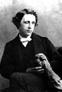 Charles Lutwidge Dodgson Lewis Carroll