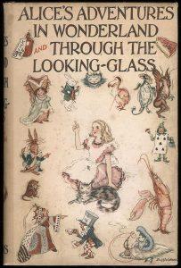 Il libro Alice nel paese delle meraviglie