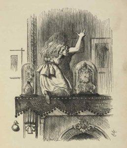 Attraverso lo specchio di Lewis Carroll