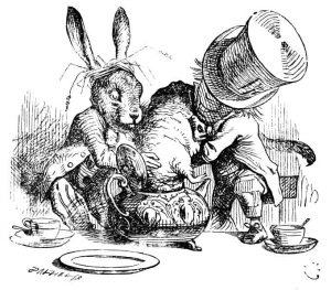 Il cappellaio matto, personaggio di Alice mel paese delle meraviglie