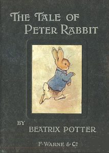 Peter Rabbit e Beatrix Potter