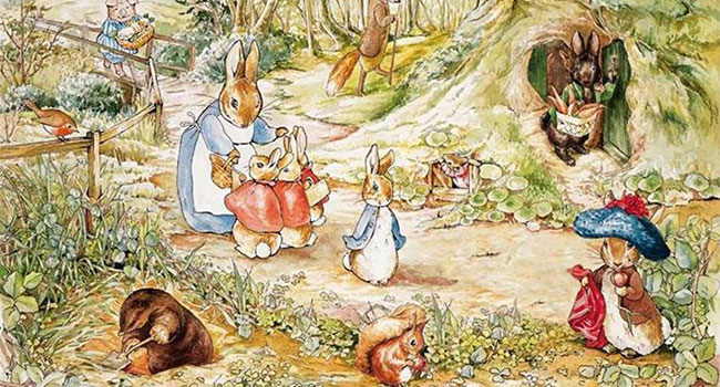 Il Favoloso Mondo di Beatrix Potter