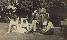 Bloomsbury Group e Virginia Woolf
