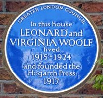 casa di Virginia Woolf Gordon Square