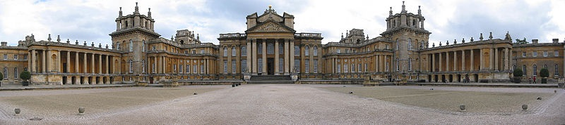 Blenheim Palace Cortwolds