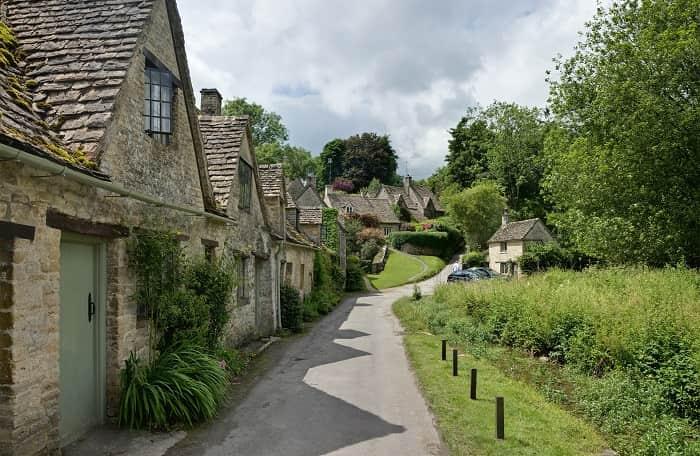 i villaggi del Cotwolds