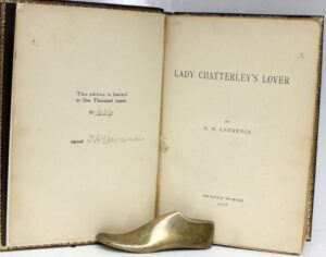 l' amante di Lady Chatterley'