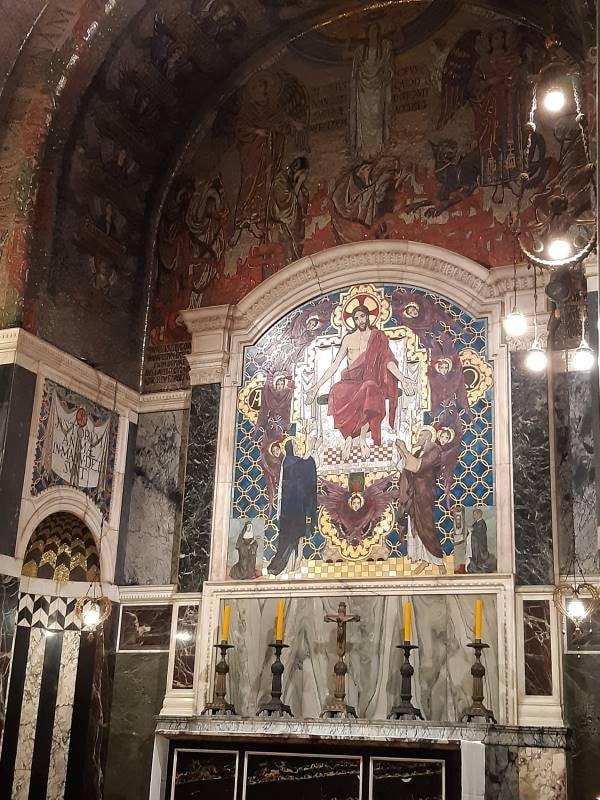 Cattedrale di Westminster Londra Victoria