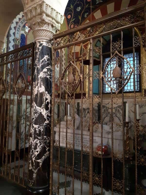 La cattedrale di Westminster