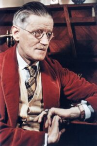 James Joyce nella letteratura inglese
