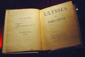 Opere di James Joyce