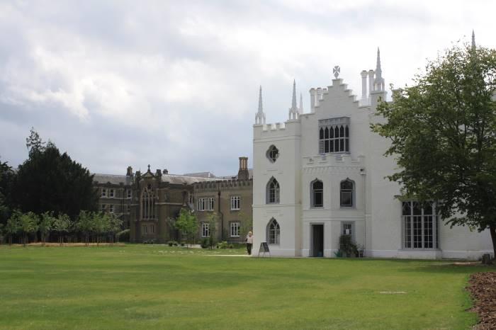 Strawberry Hill e Horace Walpole